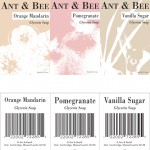 Glycerin Soap Labels