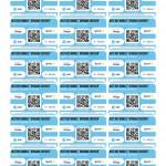 Best Buy Mobile QR Code Upgrade Stickers
